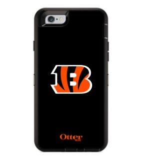超级好价,$10 (原价$60)!Otterbox iPhone 6/6s Defender Series NFL 手机壳