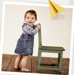 Extended! Ends Tonight!  Extra 40% Off Kids Apparel Clearance @ OshKosh BGosh