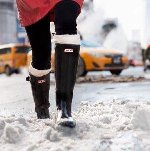 再降!低至5折+免邮!Nordstrom精选Hunter时尚雨靴热卖