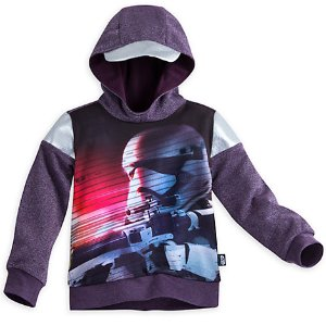 Star Wars Fleece Hoodie for Girls | Disney Store