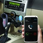 $12.99 Mpow 2-in-1 FM Transmitter &Bluetooth Receiver