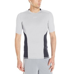 Under Armour Men's CoolSwitch Armour Short Sleeve Compression Shirt