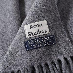 From $112 Acne Studio Scarves @ shopbop.com