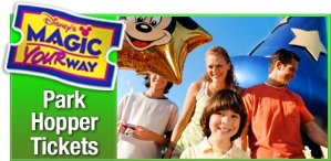 4+1 Day Disnyland Magic Your Way Ticket with Park Hopper @BestofOrlando