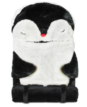 Start!2016 Black Friday! $50 Whimsical Shop Kid's Plush Penguin Sleeping Bag