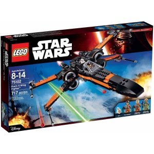 LEGO Star Wars Poe's X-Wing Fighter