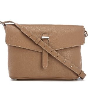 meli melo Women's Maisie Medium Cross Body Bag - Tan - Free UK Delivery over £50