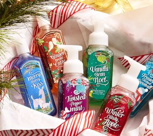$3 Select Hand Soaps on sale @ Bath & Body Works