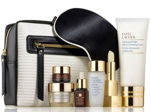 $39.5 + 5 Samples Estée Lauder Skin Care Superstars Collection (Limited Edition) (Purchase with any Estée Lauder Purchase)