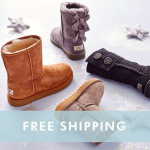 From $29.99Kids UGG Sale + Free Shipping @ Zulily