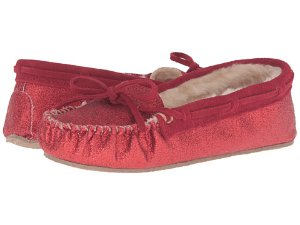 $19.99Minnetonka Glitter Cally Slipper