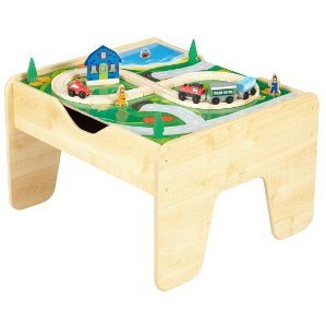 $49.99 KidKraft Lego Compatible 2 in 1 Activity Table