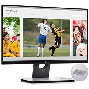 $170.99 + $100GCDell 23 inch monitor S2317HJ with Wireless Charging