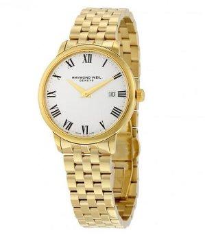 Raymond Weil Toccata White Dial Men's Watch 5488-P-00300