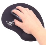 $4.79 JETech 0882 Mouse Pad with Gel Wrist Rest Pad Soft Comfort Mousepad Mice Mat Pad
