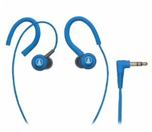 $8.49Audio Technica Core Bass In-Ear Headphones (White or Blue)