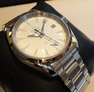 OMEGA Seamaster Aqua Terra Men's Watch 23110396002001