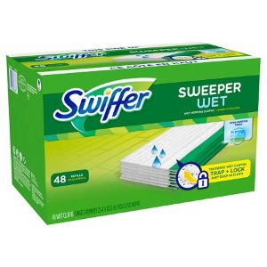 Buy 3 Get $10 Gift CardSwiffer Sweeper Products @ Target