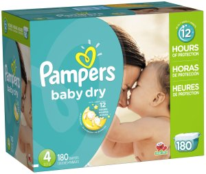 15% off Pampers Diapers Sale @ Jet.com