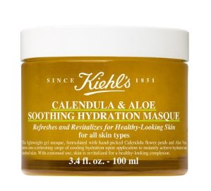 New ArrivalCalendula & Aloe Soothing Hydration Masque @ Kiehl's