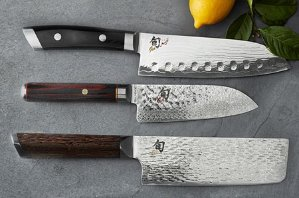 Up to 70% Off + Free Gift Card $499+Shun Kaji 、Hiro、Fuji Collection Cutlery Sale @ Williams Sonoma