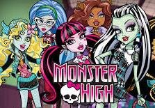Up to 40% Off Select Monster High Toys @ Amazon