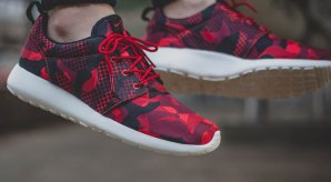 $50.39 Nike Roshe One Print Women's Sneakers On Sale @ 6PM.com