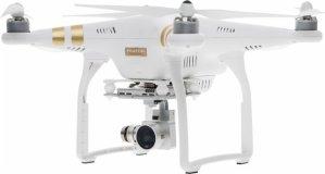 2016 Black Friday! $799.99 DJI Phantom 3 Professional Quadcopter Drone w/ 4K Camera + Extra Battery