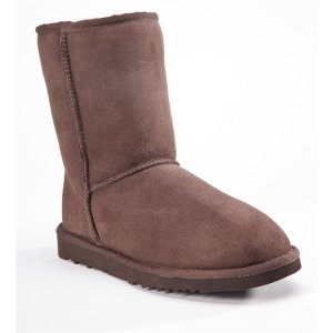 UGG® Australia Women's Classic Sheepskin Short Boots