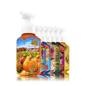 Bright Leaves & Blue Skies 7-Pack Gentle Foaming Soap