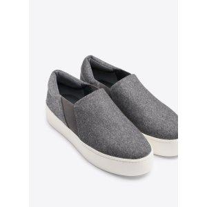 Warren Flannel Sneaker