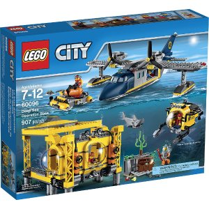 LEGO City Deep Sea Operation Base (60096)