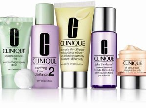 2 Deluxe Samples with Any $40 Purchase @ Clinique