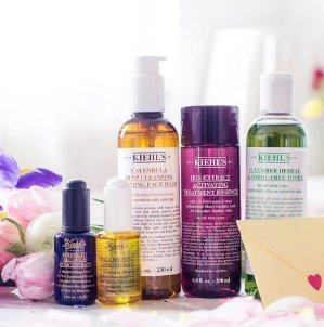 Extra 10% Off with Any Kiehl's Beauty Purchase @ Saks Fifth Avenue