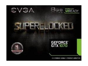 EVGA GeForce GTX1070 8GB GDDR5 Graphic Card