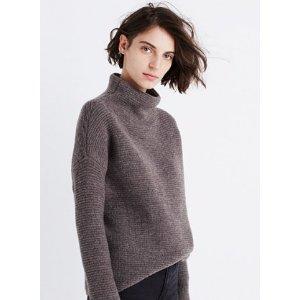 southfield mockneck sweater
