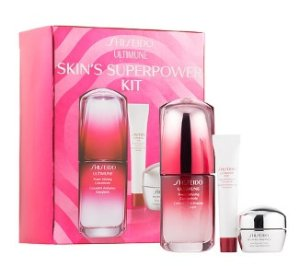 $65 Shiseido Ultimune Skin's Superpower Kit @ Sephora.com