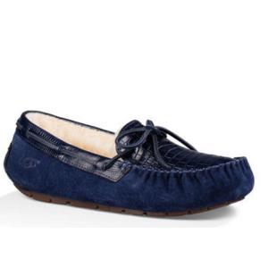 Women's Dakota Croco Wool Slippers