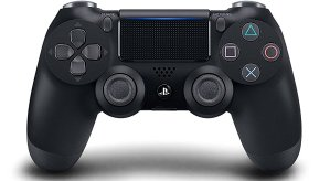 $33.99 DualShock 4 Wireless Controller for PlayStation 4 - Jet Black (CUH-ZCT2)