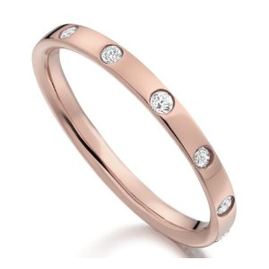 SKINNY CROWN RING