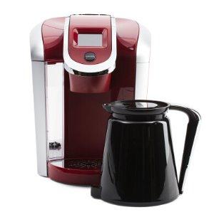 $49KEURIG 2.0 Coffee Brewing System With Carafe