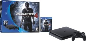 2016 Black Friday! PlayStation 4 500GB Uncharted 4 Limited Edition Bundle + COD13