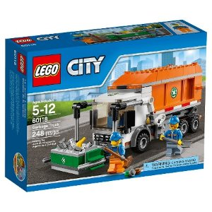 $14.39 LEGO® City Garbage Truck 60118