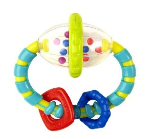 $1.88Bright Starts Grab and Spin Rattle