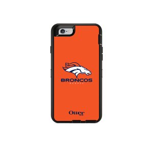 OtterBox Defender Series NFL Denver Broncos Case and Holster for iPhone 6/6s - AT&T