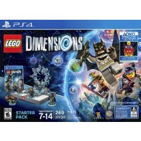 Supergirl LEGO Dimensions Starter Pack - PlayStation 4