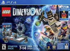 Supergirl LEGO Dimensions Starter Pack - PlayStation 4