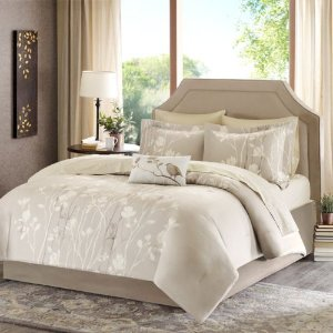$10 Off $50 + Extra 20% Off Madison Park 7-piece Bed Set @ Kohl's