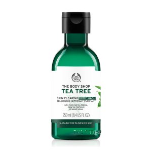 Body Wash for Blemished Skin - Tea Tree Oil | The Body Shop ®