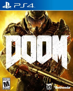 $39.99 Doom - PlayStation 4 / Xbox One